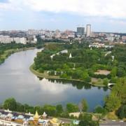 В Измайловском парке открылся первый аквапарк под открытым небом