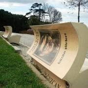 В парках Москвы появятся литературные скамейки