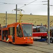 От «Пражской» до района Бирюлево пустят скоростной трамвай