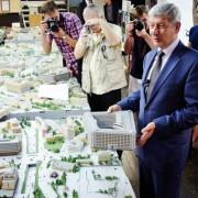 На ВДНХ появится макет центра Москвы