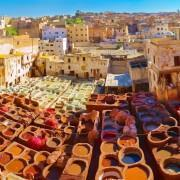 Марокко - перелет и виза
