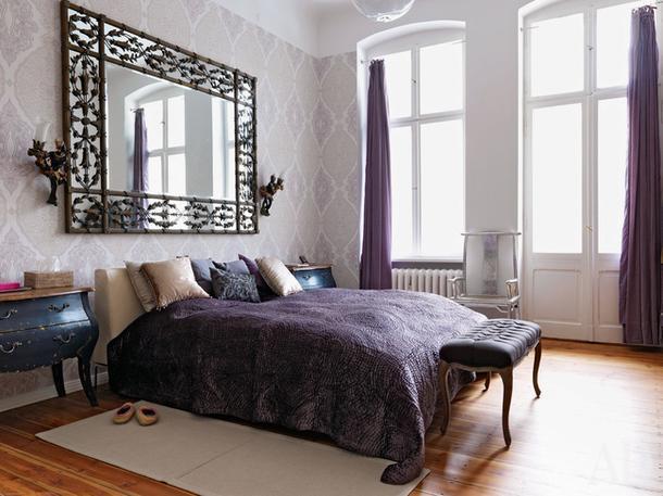 Интерьер спальни. Идеи