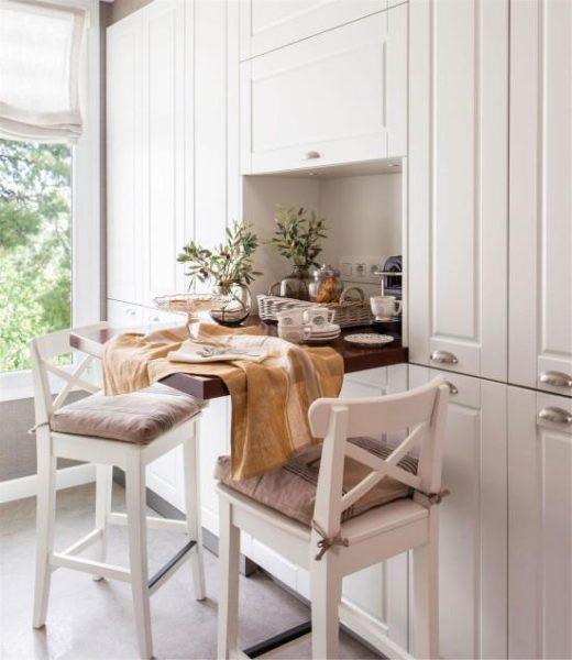 Интерьер кухни: маленькое пространство и его секреты