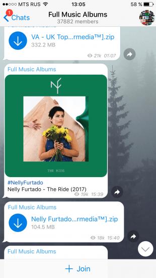 Full Music Albums
