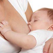 Польза грудного вскармливания