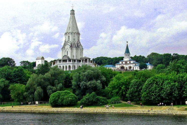 Музей-заповедник в Коломенском