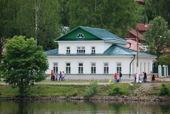 Дом-музей И. И. Левитана