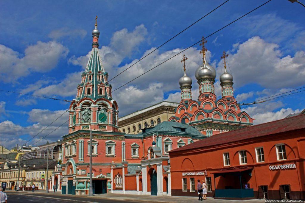 Храм святителя Григория