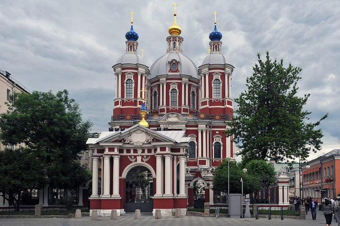 Храм святого Климента