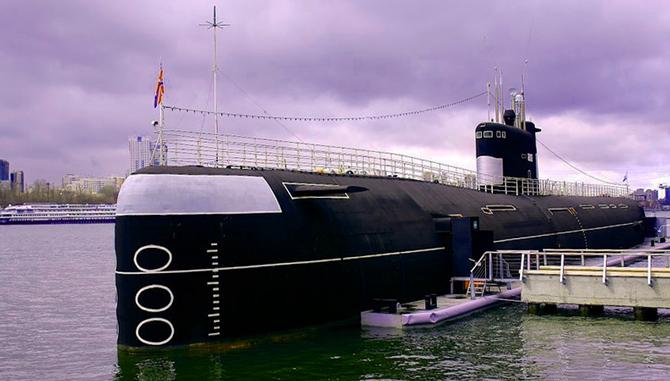 Музей Подводной лодки