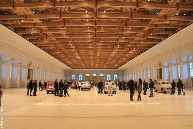 Центральный выставочный зал Манеж
