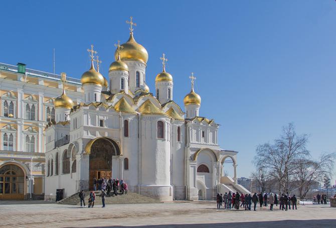 Благовещенский собор Москва