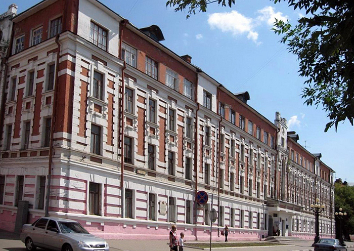 Старый Дом Советов в Орехово-Зуево