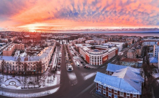 Столица Республики Карелия - Петрозаводск