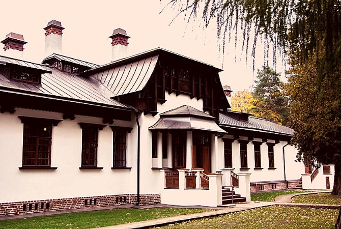 Дом-музей семьи А. И. Морозова в г. Ногинск