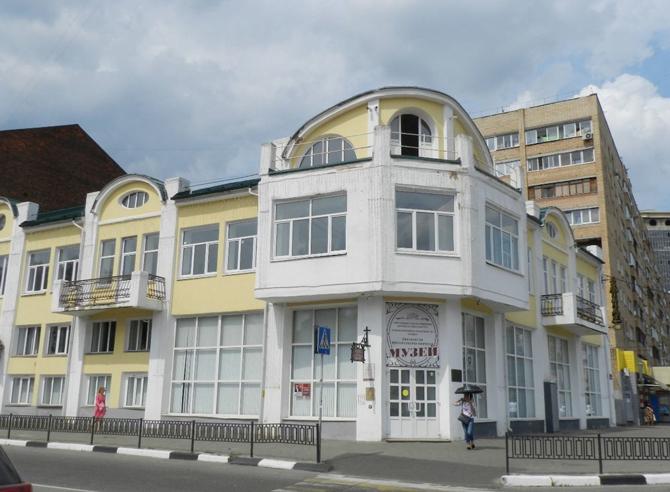 Историко-краеведческий музей в Щелково
